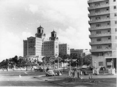 1973. Гостиница Националь.