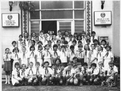 6 «Г» 1982-1983 учебный год