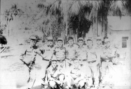 1979-1981. Первая танковая рота. 1981