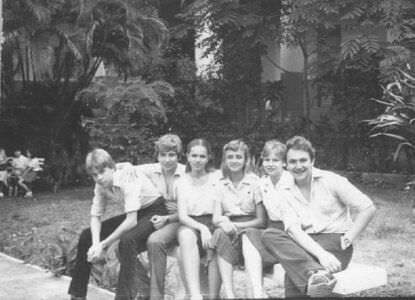8 «Б» 1983-1984 учебный год