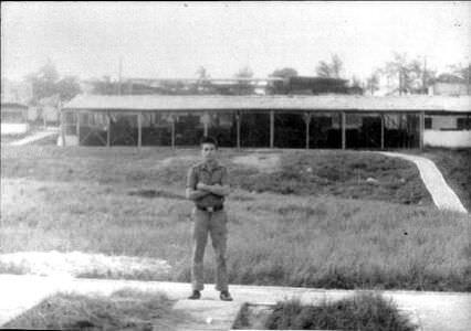 1979-1981. Огневой городок.
