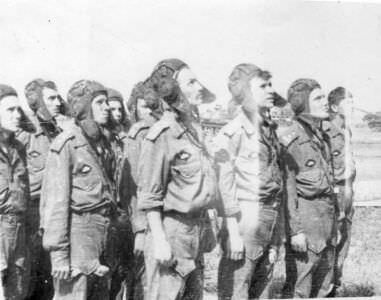 1982-1983. Алькисар, танковая директрисса