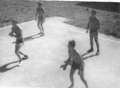 1988-1989. «Орбита». Волейбол