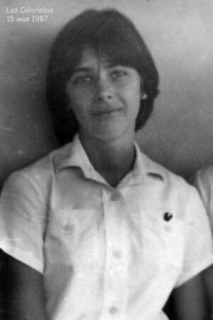 1987-05-15. Андреева Оля.