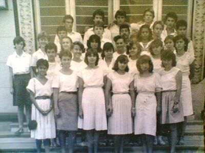 10 «Б» 1985-1986 учебный год, еще