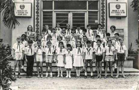 4 «Д» 1982-1983 учебный год