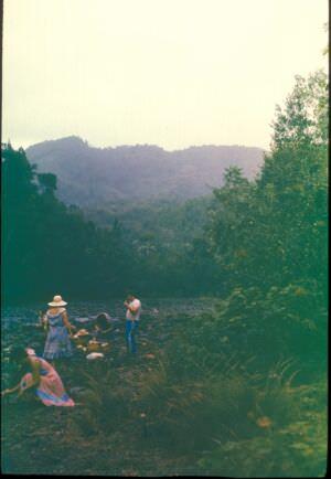 «Советики» на Кайо Гуан. 1987