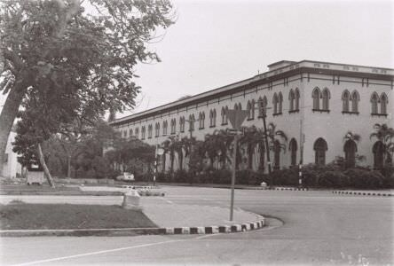 1986-1987. Школа.