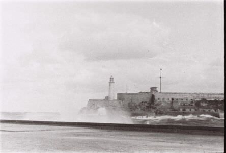 1986-1987. Еl Morro - шторм.