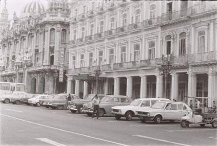 1986-1987. Старая Гавана - 07.