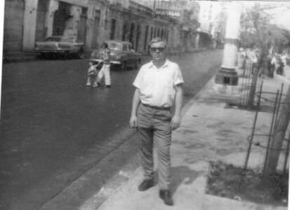 043. Возможно, по пути из Матансаса в Гавану