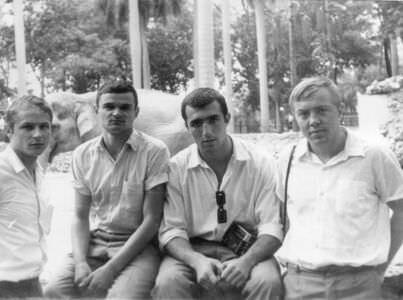 070. В Гаванском зоопарке