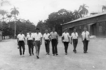 163. Возвращение в бригаду после поездки по Кубе, фото 1