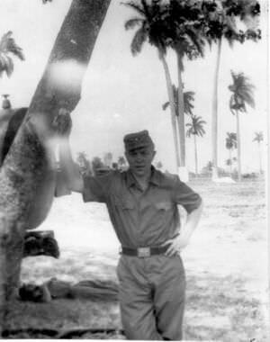 223. Перед представлением ко Дню Победы, 7 мая 1973 года