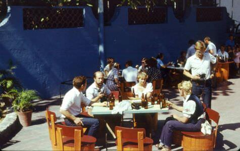 235. 1982. Сорбесо в  «Чайке».