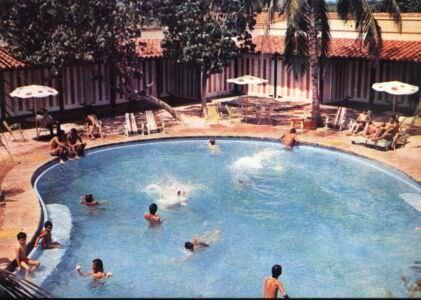 062. Бассейн «Rio Cristal», Гавана