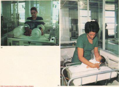 088,089. Hospital de Obstetricia y Cinecologia en La Habana