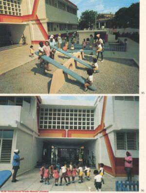 095,096. Circulo Infantil «Grandes Alamedas»