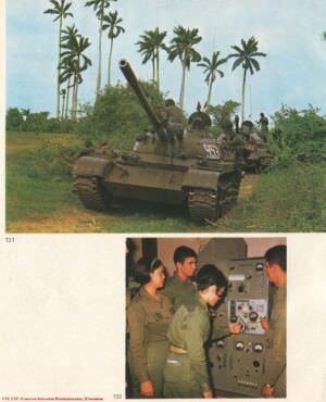 131,132. Fuerzas Armadas Revolucionarias