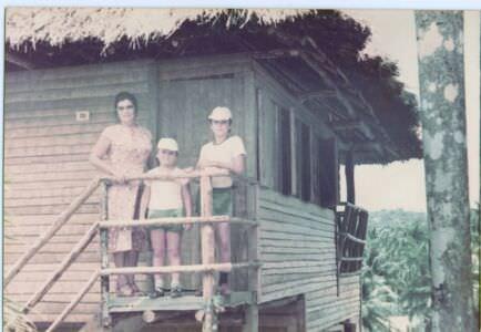 010. Баракоа. 1982-1984. Плантации какао. 1