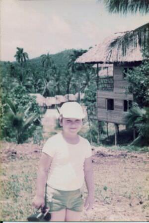 011. Баракоа. 1982-1984. Плантации какао. 2