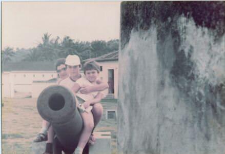 Баракоа. 1982-1984. Крепость 2