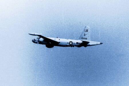 03. Американский самолет-разведчик Neptun-2F