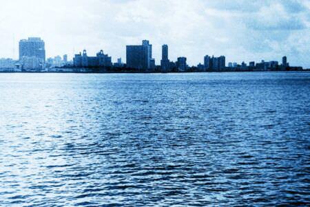 09. Гавана с борта корабля