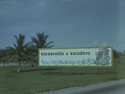 1974. «Добро пожаловать в Варадеро»