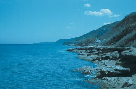 1974. Хибакоа - Бермехо, скалистый берег