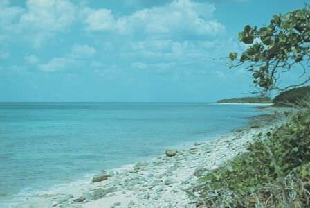 1974. Хибакоа - Бермехо, каменистый пляж