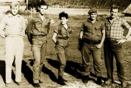 36. С кубинцами