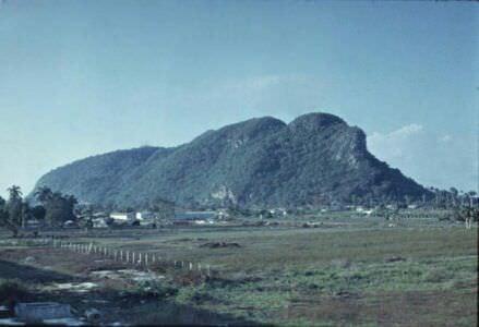 1975. Сьерра-де-Лас-Касас, остров Хувентуд (Пинос)
