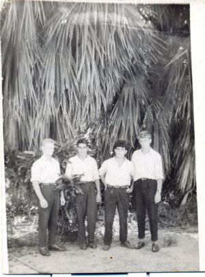 61. На территории в Эль-Чико, апрель-октябрь 1963 года, фото 5