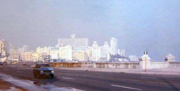 1982. Малекон