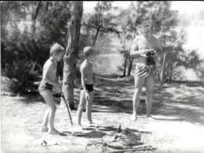 1983. «Барка», остров Кайо Моа