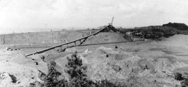 1990. Стройка никелевого завода Лас-Камариокас, фото 19