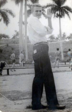 27. Нарока. Бригада Токмачева. Я его личный переводчик. 1964-65 гг.