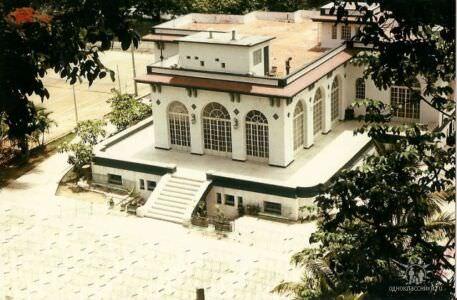 239. 19ХХ. Зона отдыха «Чайка», главное здание
