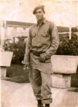 63. Курсант, обучаемый А.А. Плисюком в ПАРМ-1, Лазаро Солано Диас.