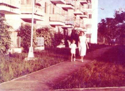 259. 1987-1989. В городке