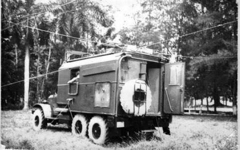 115. 1975-1976. Техника узла связи