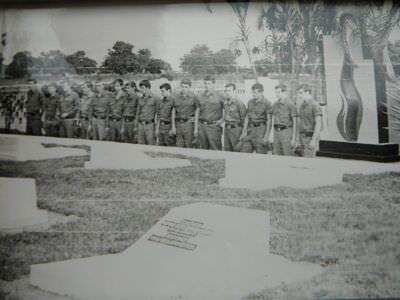 137. 1975-1976. Советское кладбище