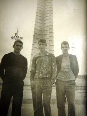 173. 1975-1976. В Гаване