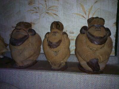 Три обезьянки из кокосов, ракурс 1