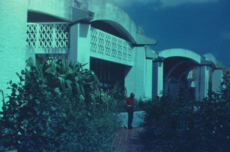1968-1970. Национальная академия искусств в Гаване, фото 3