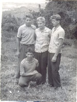 40. Плато Эсперон, сентябрь 1962 - апрель 1963, фото 9