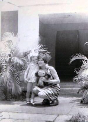 1978-1980. «Женечка, её детская площадка и друзья, фото 2».