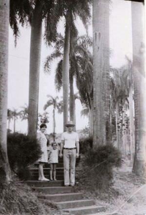 037. 1978-1980. Фото 11. «Возле ресторанчика «Balcon de Moa» (около нашего Роло), фото 3».