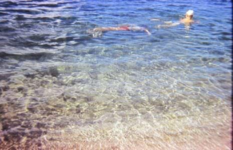 1990. Пляж Франк Паис (недалеко от Коринтии), фото 4